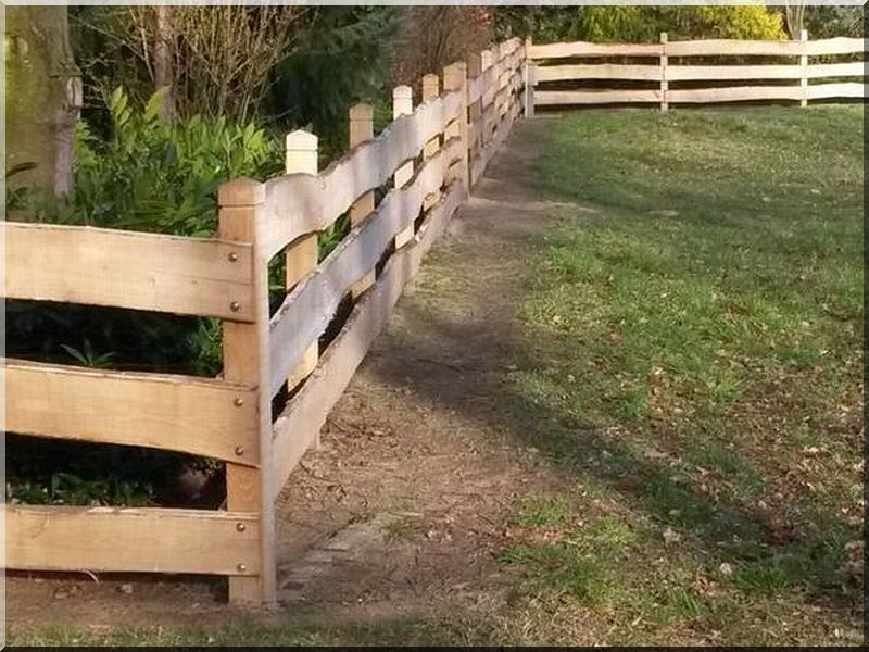 Breite Robinienbretter Fur Viehzaune Garten Pinterest