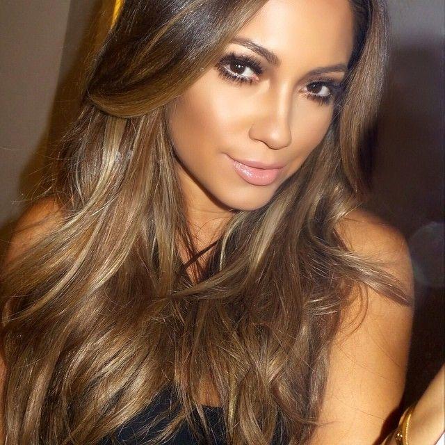 Love these highlights | Jlo hair, Balayage hair, Jennifer ...