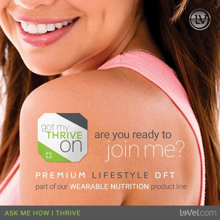 Are you ready to Join me, and start thriving?! Http://punkysbrain.le-vel.com