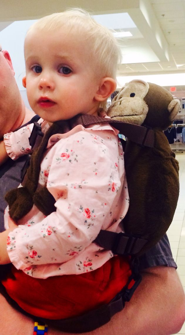 a4362d19b Baby fashion style Must Have  animal bagpack. Parents usually put ...