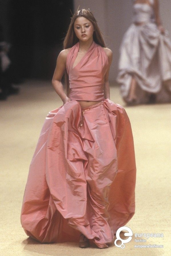 Chanel, Spring-Summer 1999, Couture