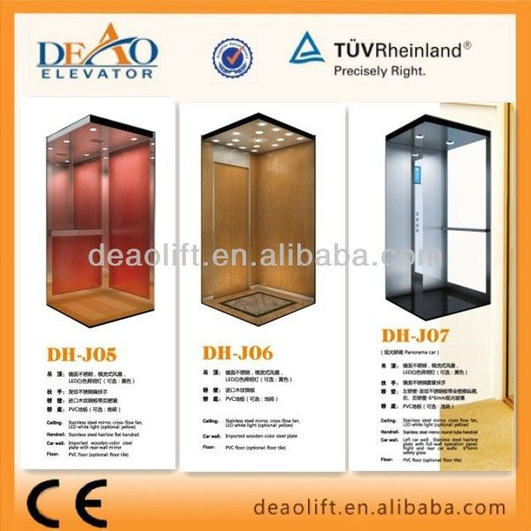 German Brand Small Glass Home Elevator Lift Buy Home