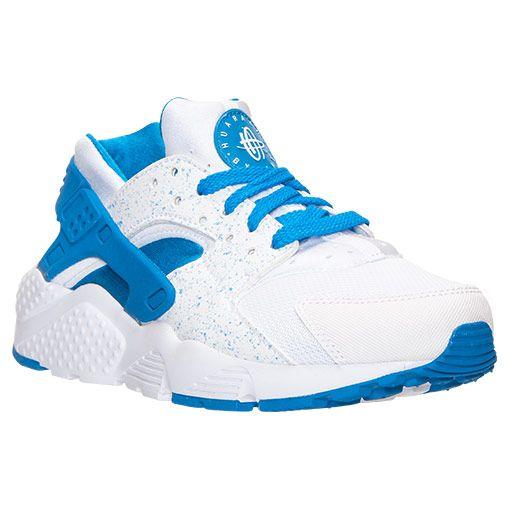 Boys  Grade School Nike Huarache Run Running Shoes - 654275 105 ... 3cee6aa14ffb