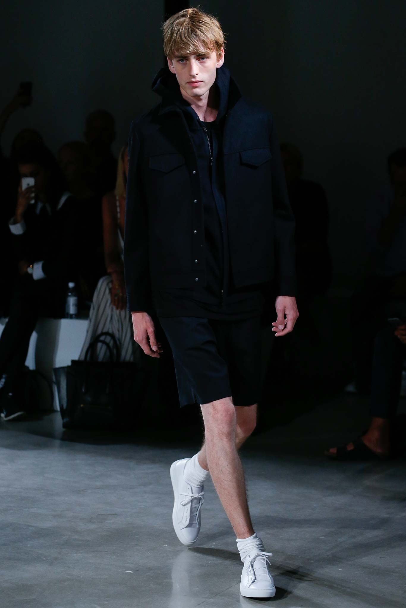 Filippa k man stockholm spring collection gallery style