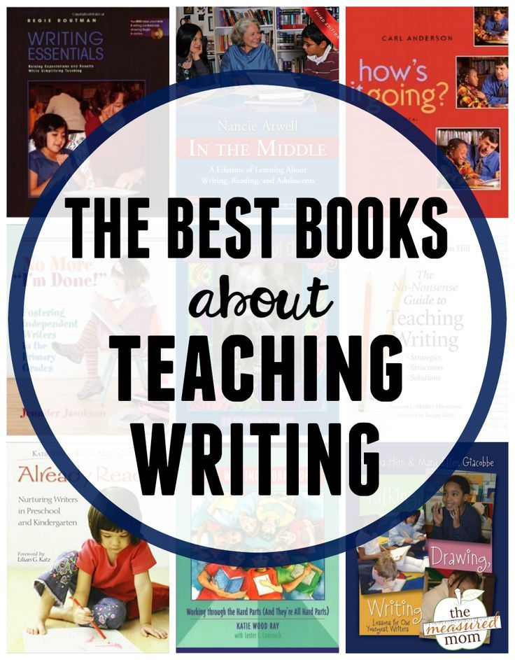 I wish I knew about all these books when I was teaching writing in the elementary school! SO many great resources for writing workshop.