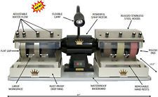 CAB KING Cabochon Maker Lapidary Grinder Polisher   Lapidary