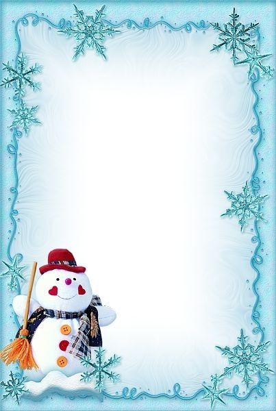 Fantastical Christmas Letter Background Craft Ideas Example - borders for christmas letter