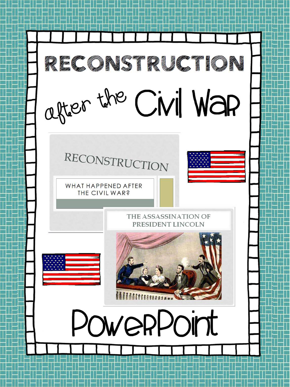 Reconstruction After The Civil War Powerpoint