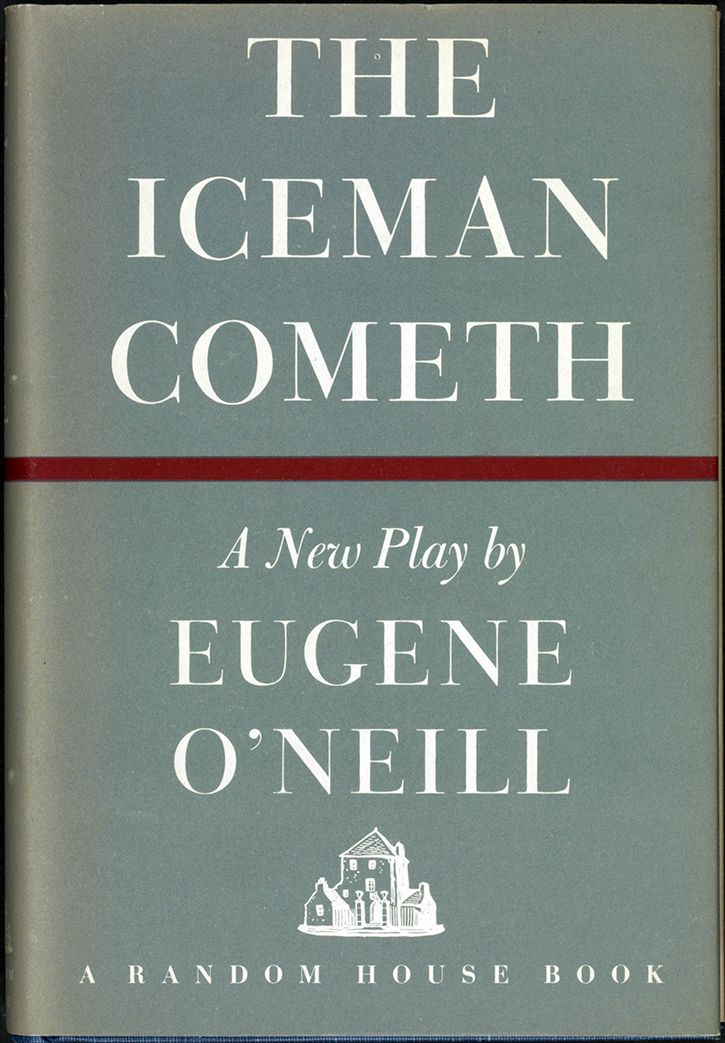 Image result for playwright eugene o'neill dies