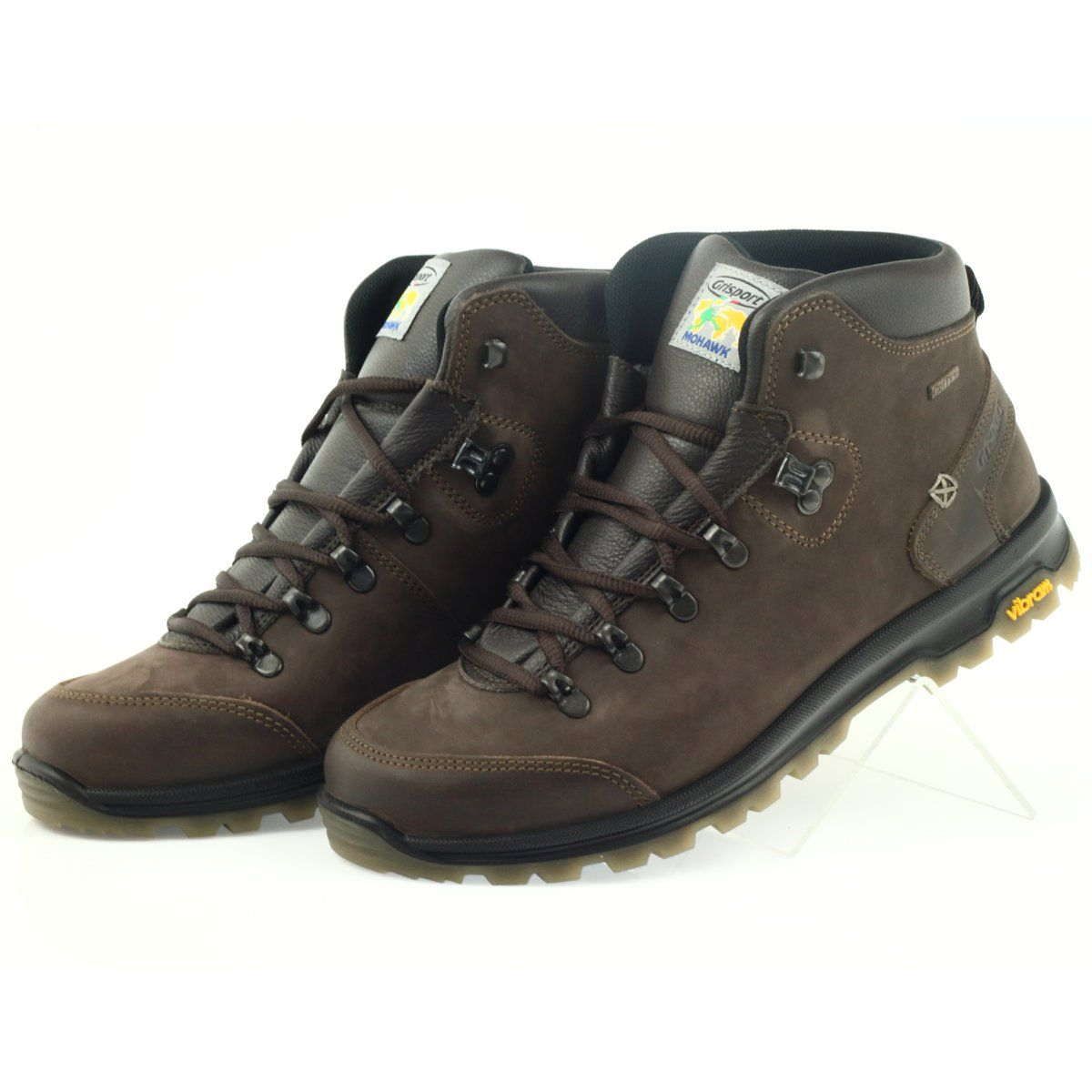 Grisport Brazowe Buty Trekkingowe Boots Danner Mountain Light Boot Hiking Boots