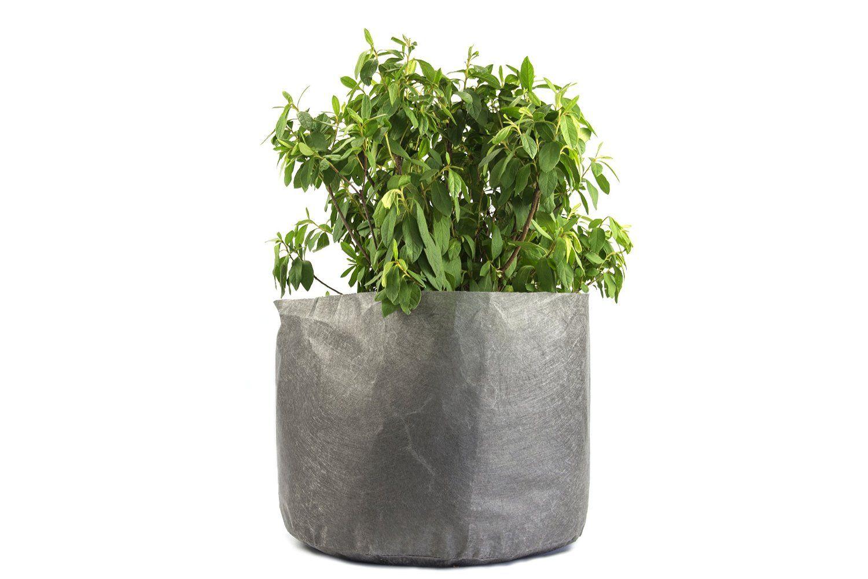 Amazon Com Fabric Pots Fabric Grow Bags 7 10 15 20 25 Gallon Sizes 5 25 Gallon 21 Round X 17 Tall Patio Law Grow Bags Tree Farms Garden Tools