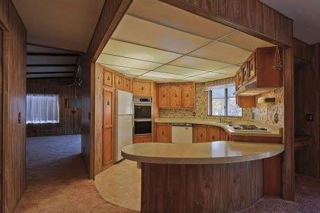 kitchen in vintage mobile home | mobile | Remodeling mobile ... on mississippi state housing floor plans, 18' wide mobile home plans, shultz homes floor plans, redmond mobile homes floor plans,