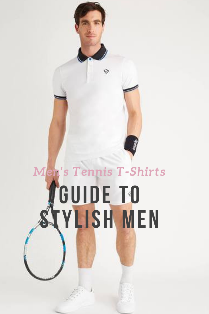 Men S Tennis Outfit Best Men Tennis T Shirt Wear Tennis Clothes Tennis Clothes Men Mens Tennis