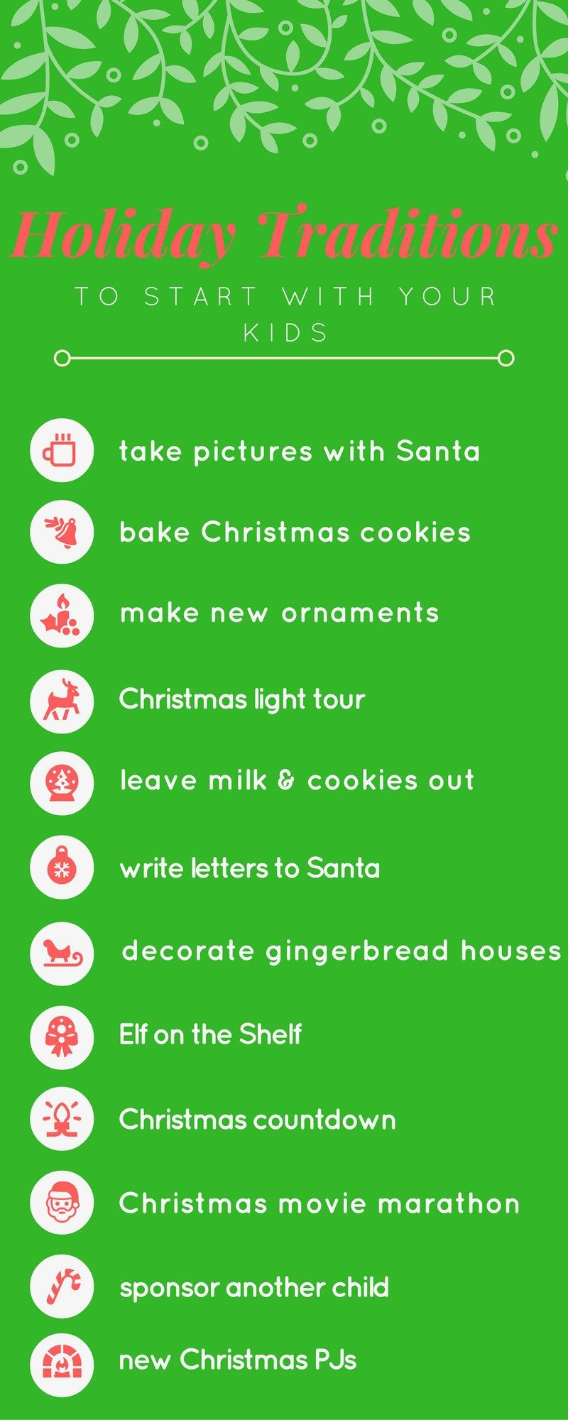 holiday traditions to start with your kids christmas decorations with kids christmas with baby