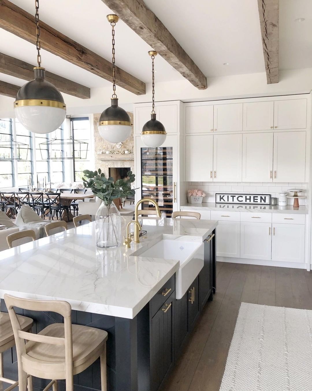 """#LTKhome on Instagram: """"Kitchen inspo care of @sbkliving ..."""
