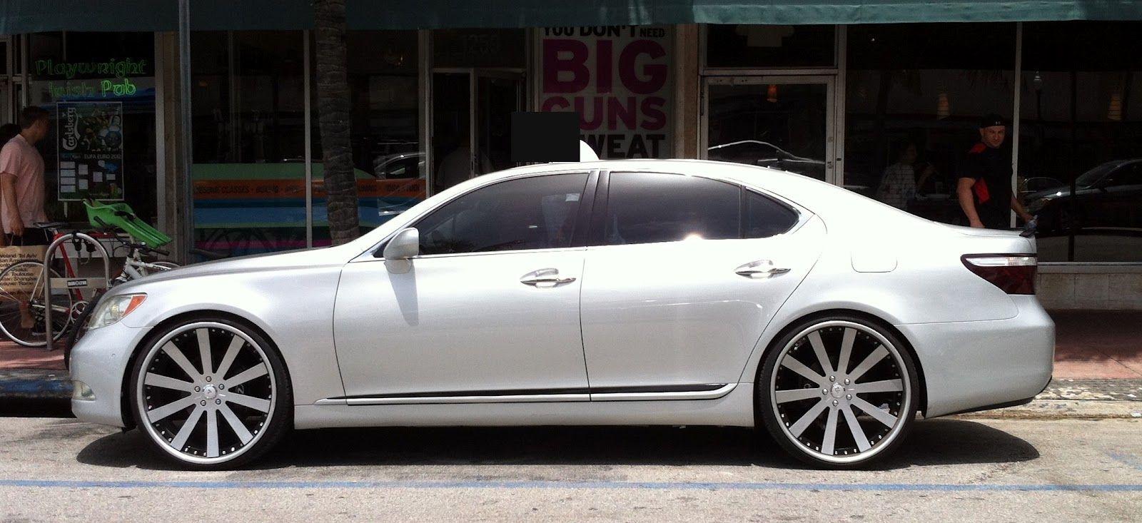 Lexus LS 460 Custom Wheels Find the Classic Rims of Your