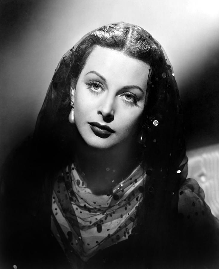 Hedy Lamarr - More information