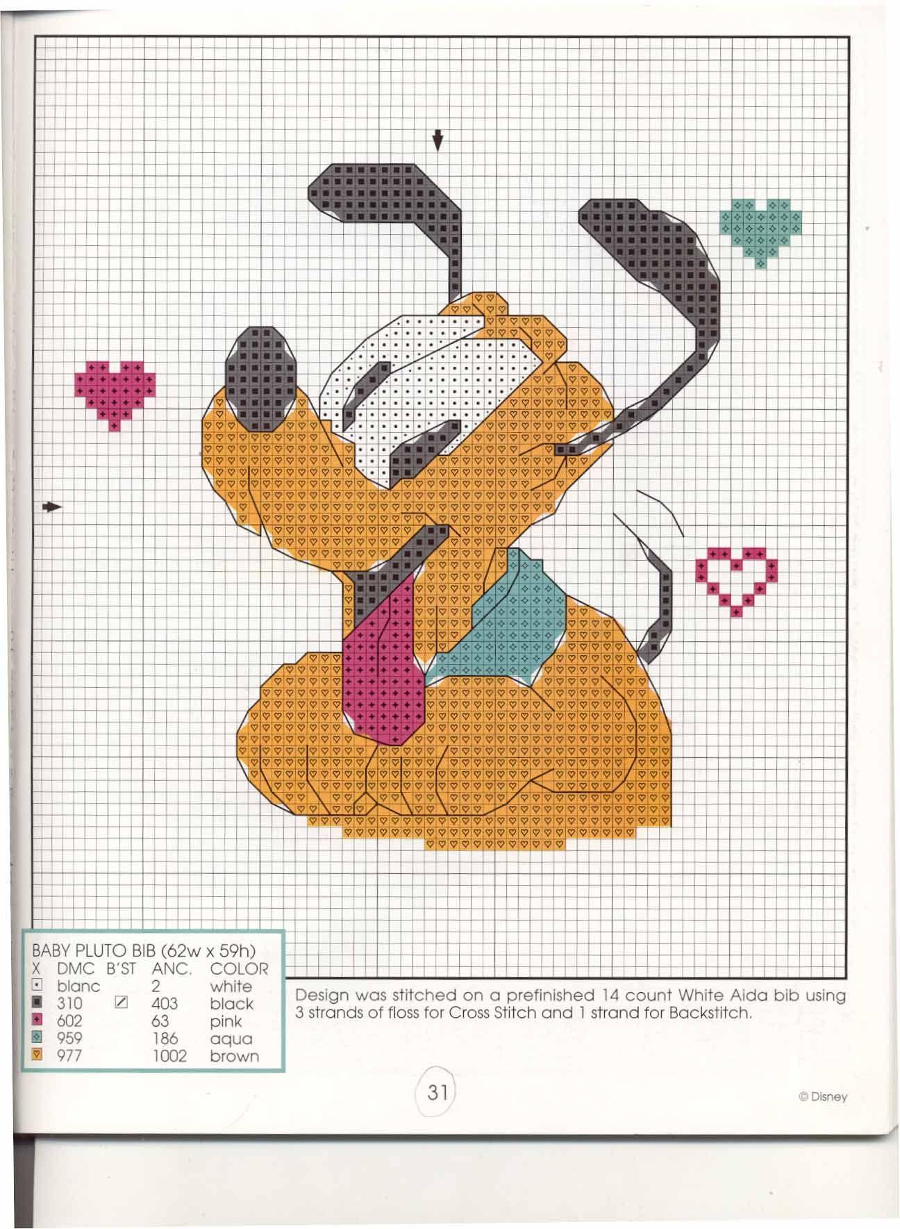 Baby Pluto Motive Zum Einhäkeln Intarsien Crochet Pinterest