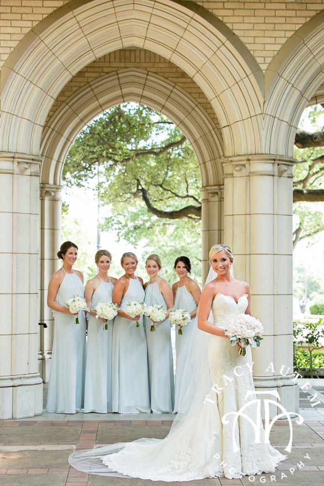 First United Methodist Church Bridesmaids Portraits Wedding Day ...