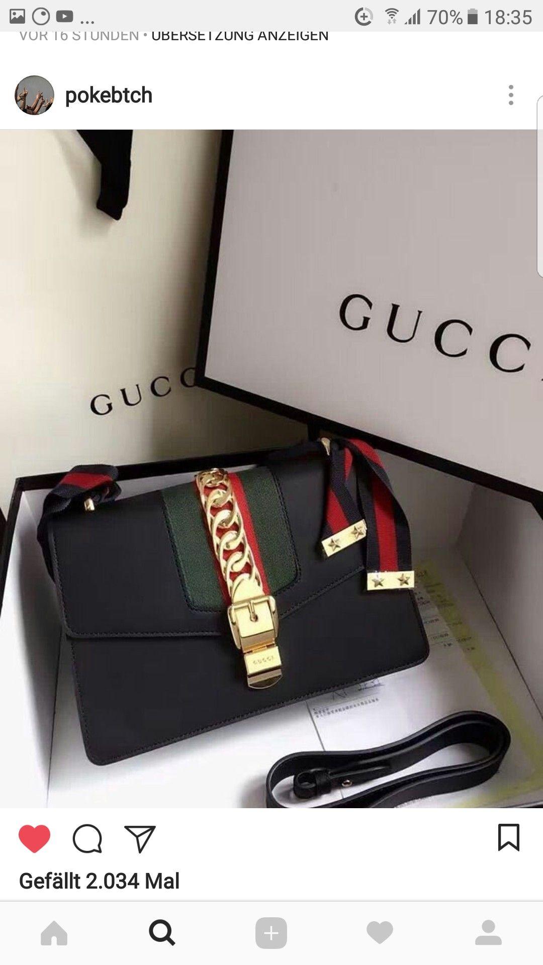 fa4bdd0ef7d9 Gucci Sylvie Leather Shoulder Bag Black