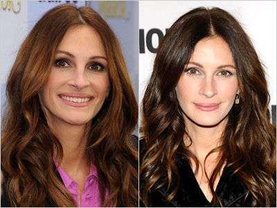 Celeb Natural Hair Color Reveals That Ll Truly Shock You Natural Hair Color Natural Hair Styles Red Hair Brown Eyes