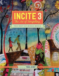 Live, Draw, Paint: Incite 3: The Art of Storytelling - North Light Bo...