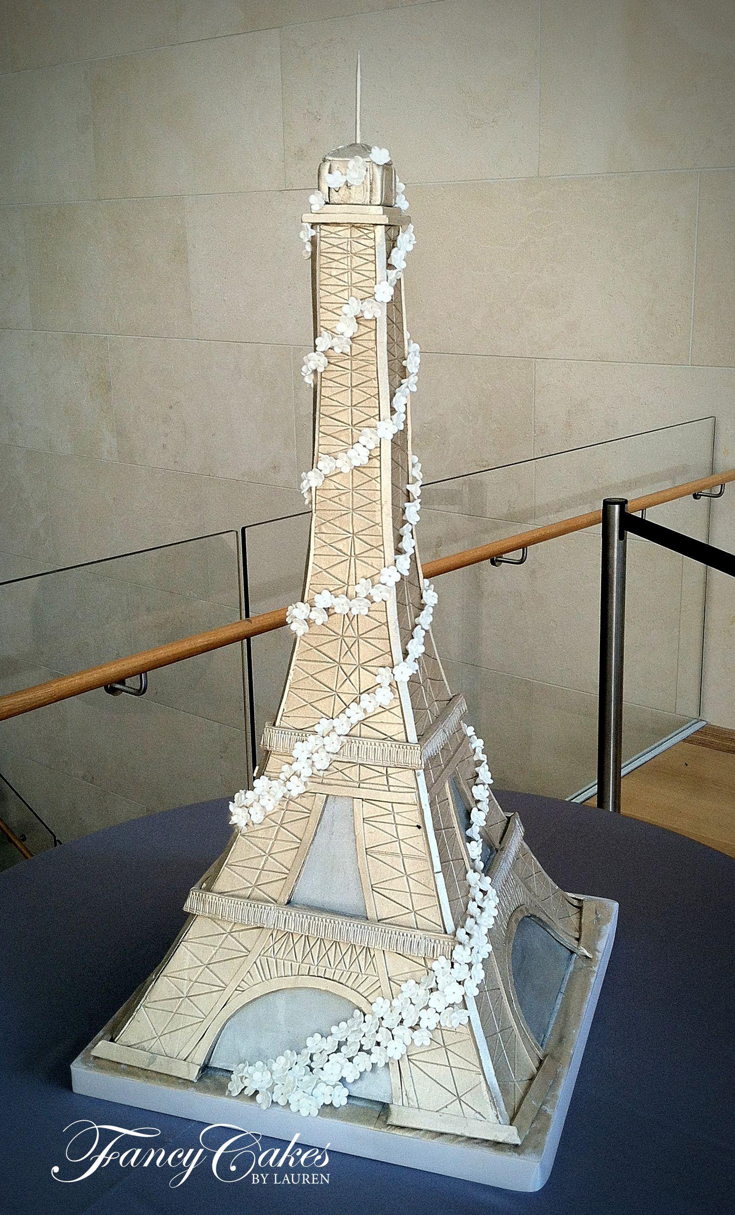 Eiffel Tower - by Lauren Kitchens (Fancy Cakes by Lauren) | Cakes ...