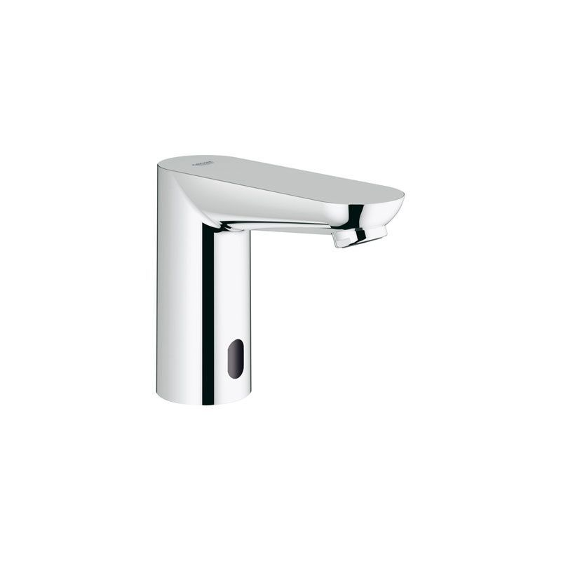 Grohe 36 314 Euroeco E Touch Free Bathroom Faucet - Less Drain ...
