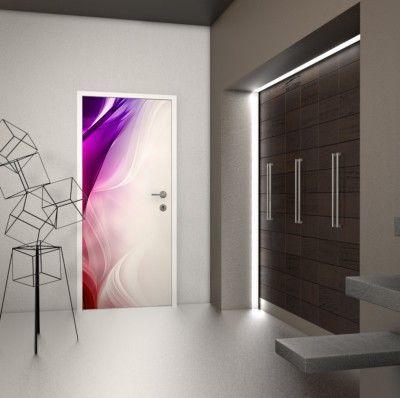 Selbstklebende Tapete für Türen Badspiegel Pinterest