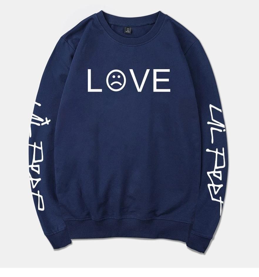 ddea861a05e67 Lil Peep Sweatshirt