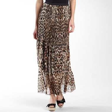 89e4043fbab east5th® Release-Pleat Maxi Skirt - jcpenney