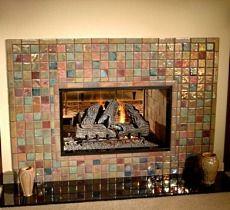 Tile Fireplace Design Ideas Better Homes Gardens living room