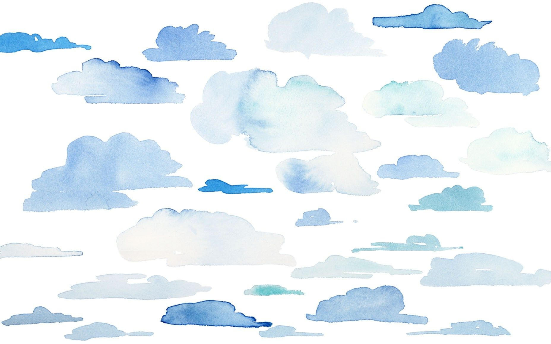 New Desktop Background Watercolor Watercolor Desktop Wallpaper