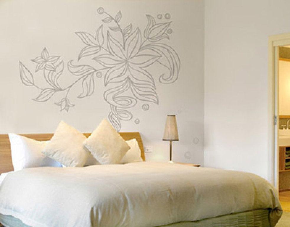 Paredes pintadas con dibujos originales buscar con - Dibujos para pintar paredes ...