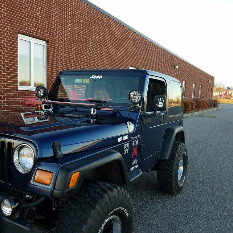 Pin By Brian Scott On My Jeep Jeep Memes Jeep Tj Jeep Wrangler