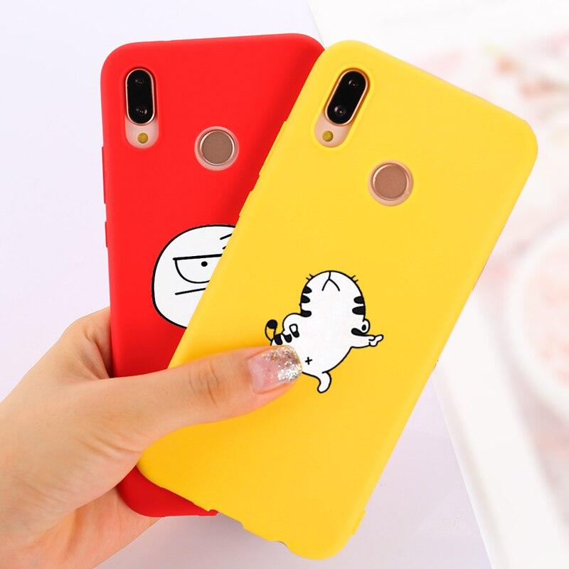 Soft Tpu Silicon Case For Xiaomi Mi A1 5x Mi A2 6x Pocophone F1 Redmi 5 Plus Note 5 Pro Cases Black Simple Scrub Soft Back Cover In 2020 Silicon Case Case Xiaomi
