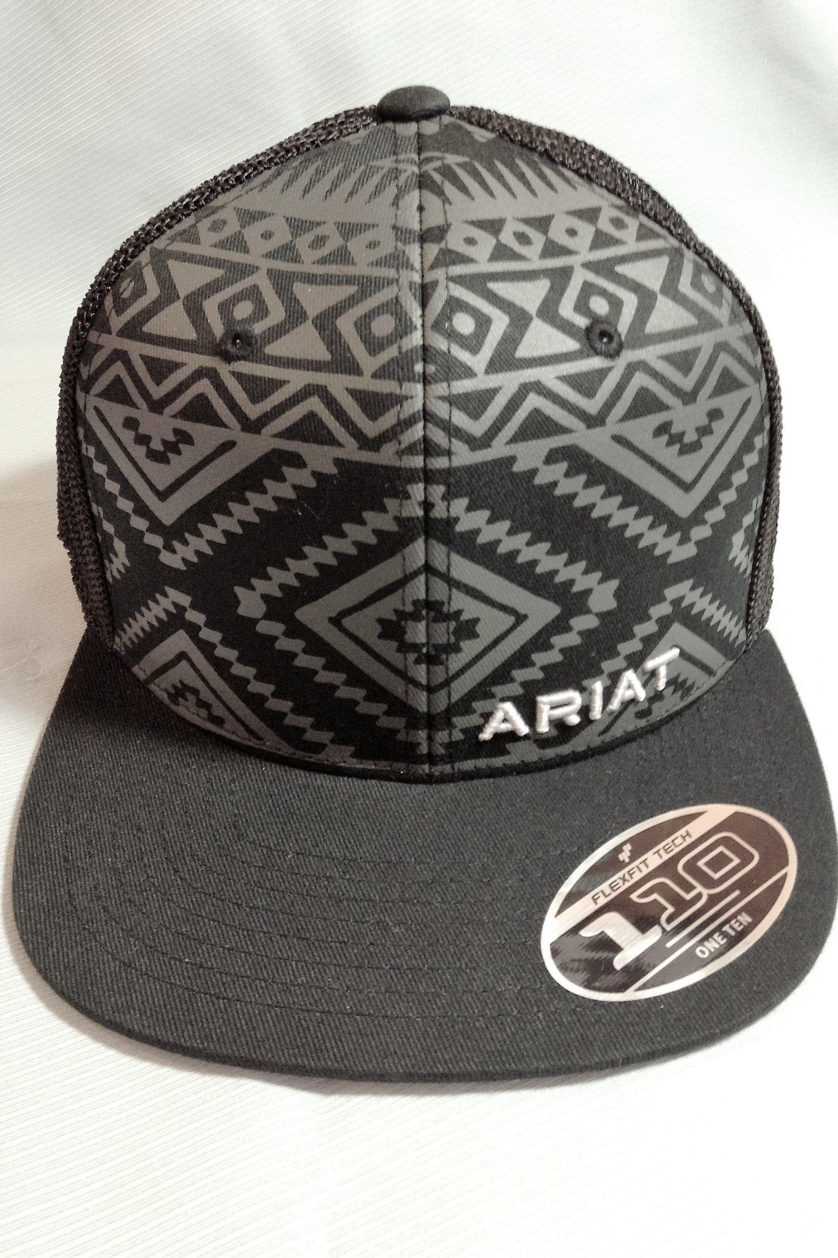 048e2c6f5cbb6 Men s Tribal Ariat Hat
