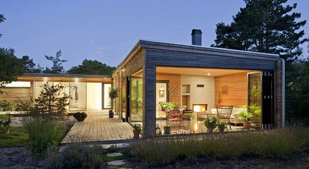 Build Your Own House Packages >> Tiny House Kits In The Prefab Small Home With Modern Impression Look