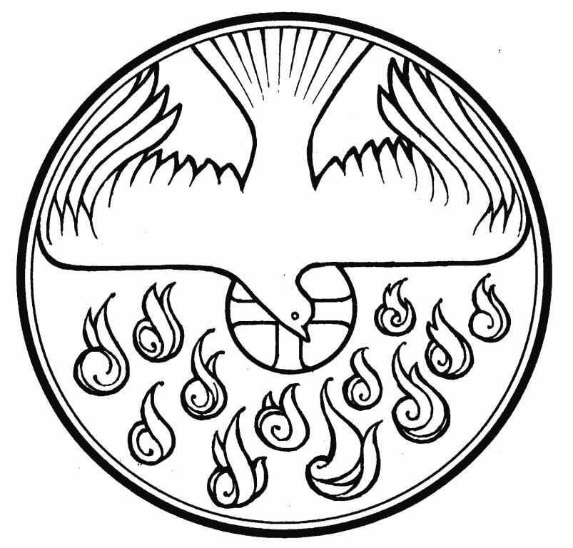 B-61 Pentecost (Ac 2.1-21)   05. Ascension Pentecost Whitsun ...