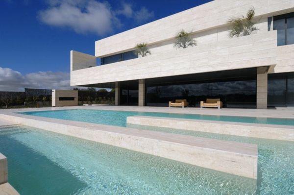 101 Bilder von Pool im Garten - contemporary house design idee