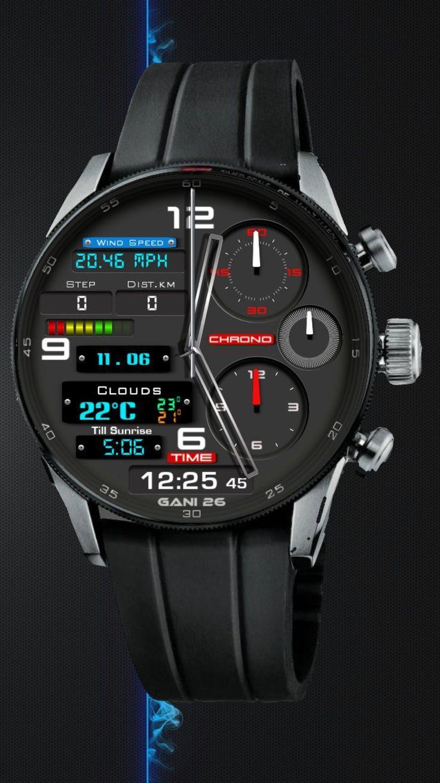 Uhr Gani 26 #luxurywatches