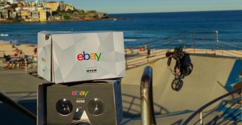 #Increíble Ebay abre la primera tienda en realidad virtual del mundo. DETALLES: http://www.audienciaelectronica.net/2016/05/ebay-abre-la-primera-tienda-en-realidad-virtual-del-mundo/