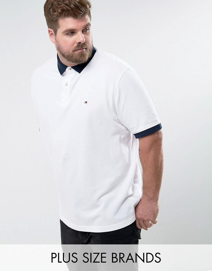 Tommy Hilfiger Pique Polo Shirt Slim Fit Chad Crowley Productions