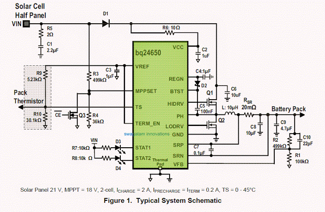 The post comprehensively explains an advanced mppt synchronous the post comprehensively explains an advanced mppt synchronous switch mode battery charge controller circuit which asfbconference2016 Gallery