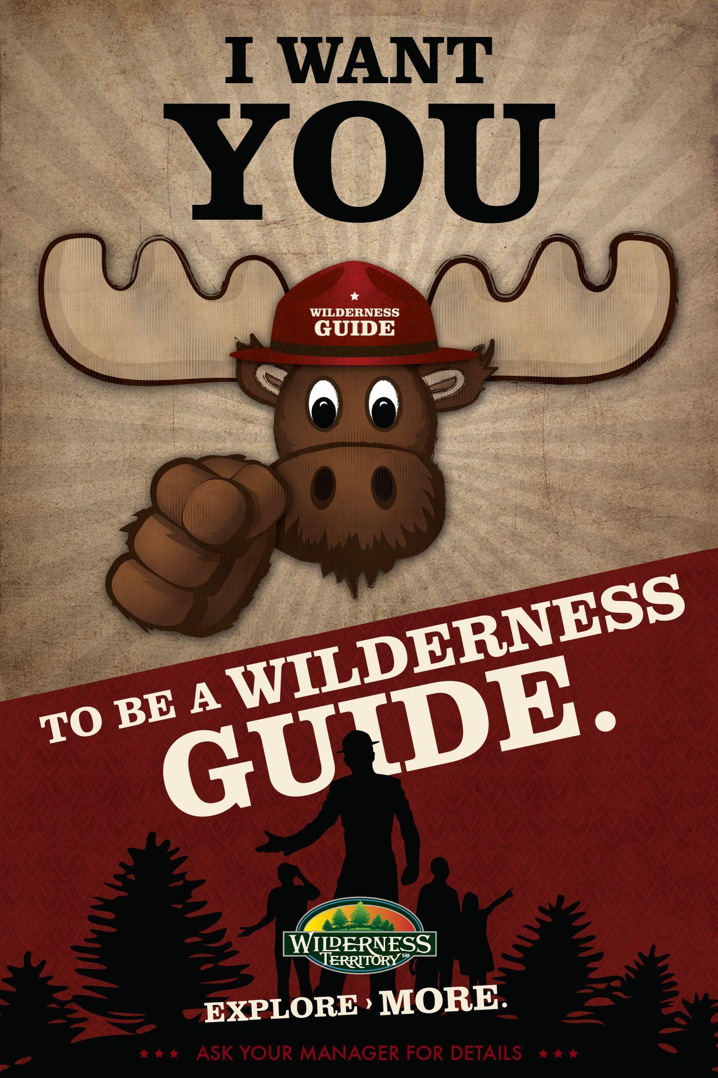 Wayne Koenig›Portfolio›Wilderness Resort-Wilderness Guide Campaign