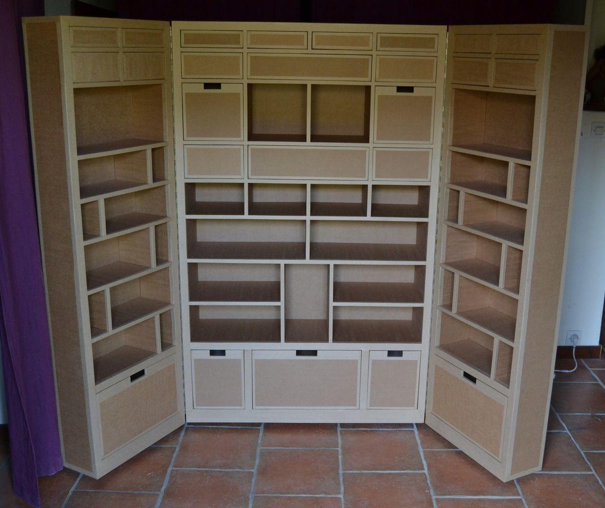 Armoire Malle En Carton Sur Mesure Sg Mobilier Carton Angers Armoire Rangement Meubles En Carton Rangement Carton