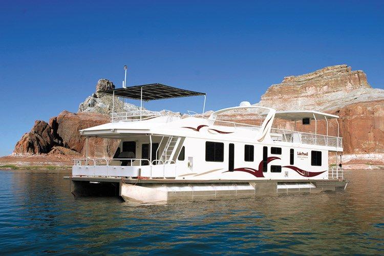 Excursion Luxury Houseboat Rental Lake Powell Resorts