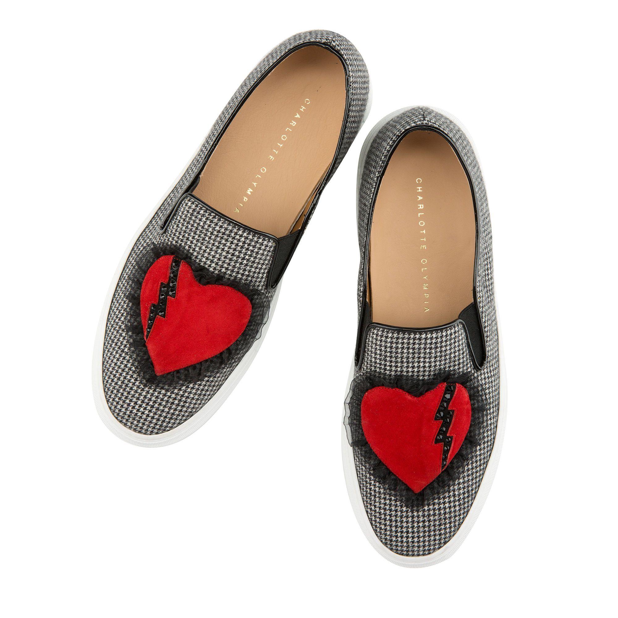 CHARLOTTE OLYMPIA BROKEN HEART ALEX. #charlotteolympia #shoes #