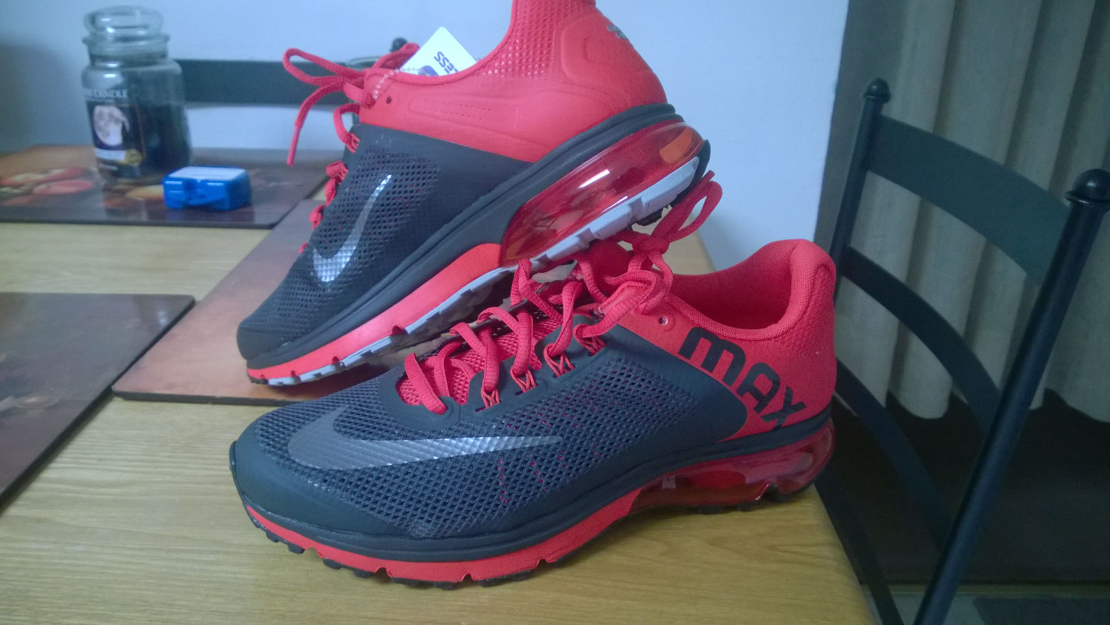 Running shoe, Nike Air max from Ross