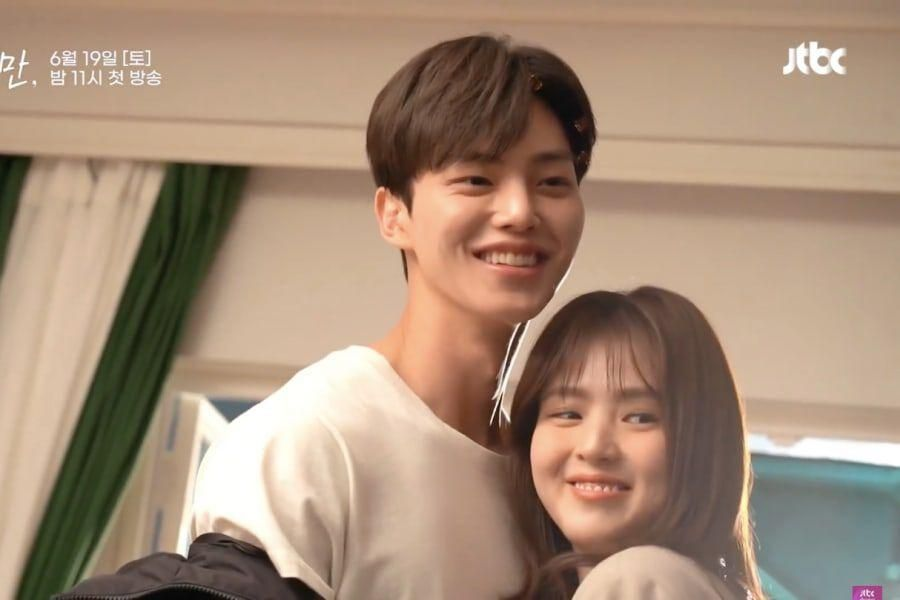 Watch: Song Kang And Han So Hee Share Adorable Chemistry Behind The Scenes Of New Romance Drama